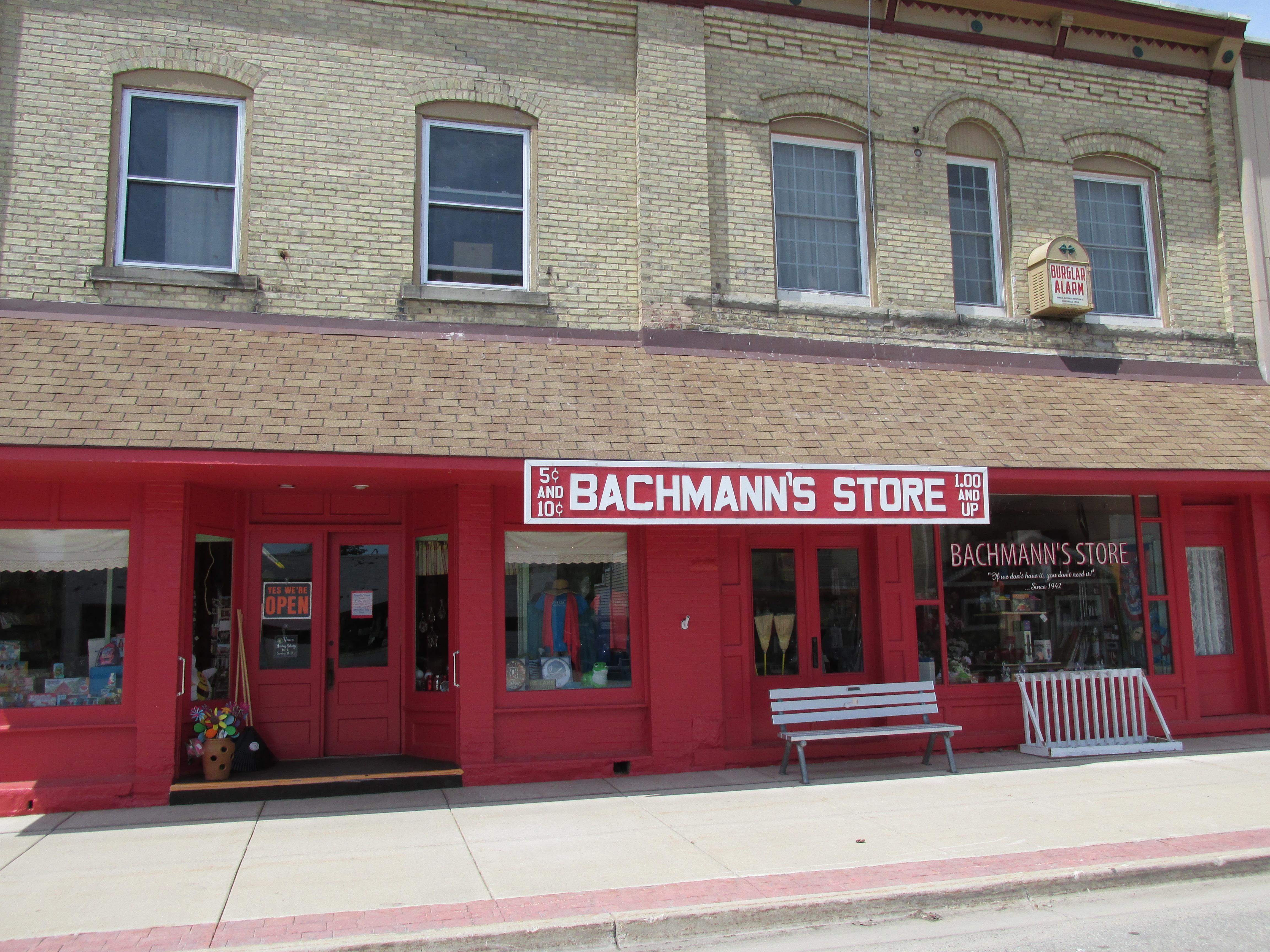 Bachmann's Store, 2015
