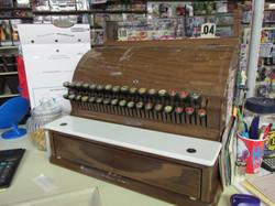 Cash Register--We still use it!