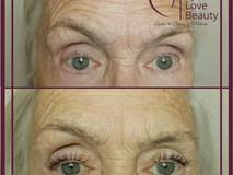 Eyelash extention comparison