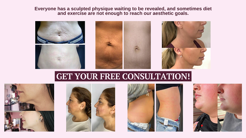 Free consultation for Fat loss in coral springs