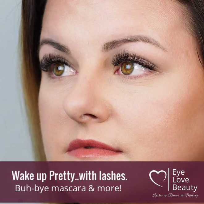 Ditch the mascara & more