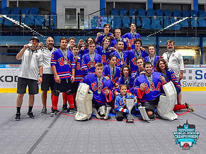 International Ball Hockey Team