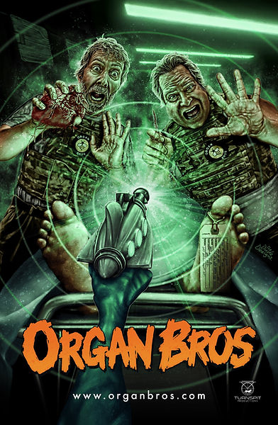 Organ Bros poster