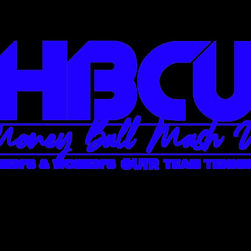 HBCU Team Tennis Money Ball Mash Up