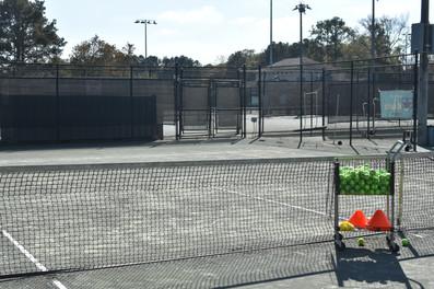 Clay Courts At Sugar Creek