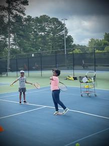 Summer Tennis Camp 2021