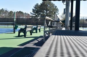 Hard Courts At Sugar Creek