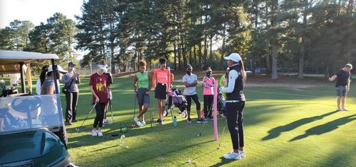 Teen Golf Program