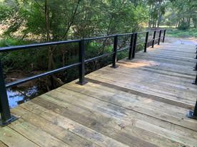 Golf Coarse Bridge