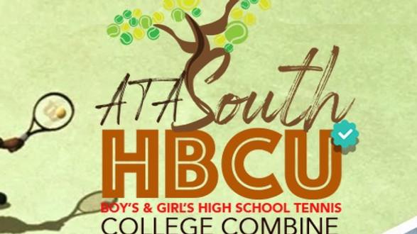 High School Tennis HBCU Combine Tournament