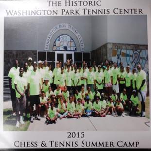 Historic Washinton Park Tennis Center
