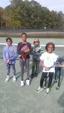 Saturday Tennis