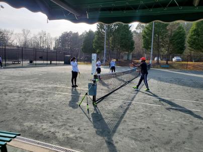 Coach Instructing Group