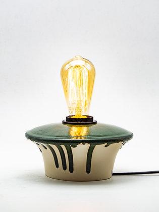 UFO Lampe - Moosgrün