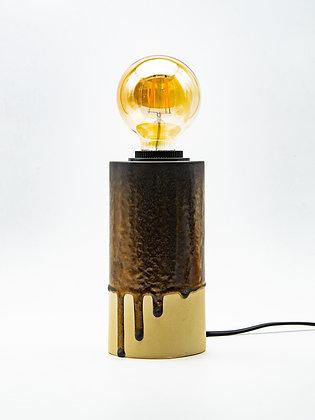 Zylinder Lampe Klein - Goldregen