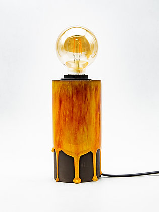 Zylinder Lampe Klein - Lava