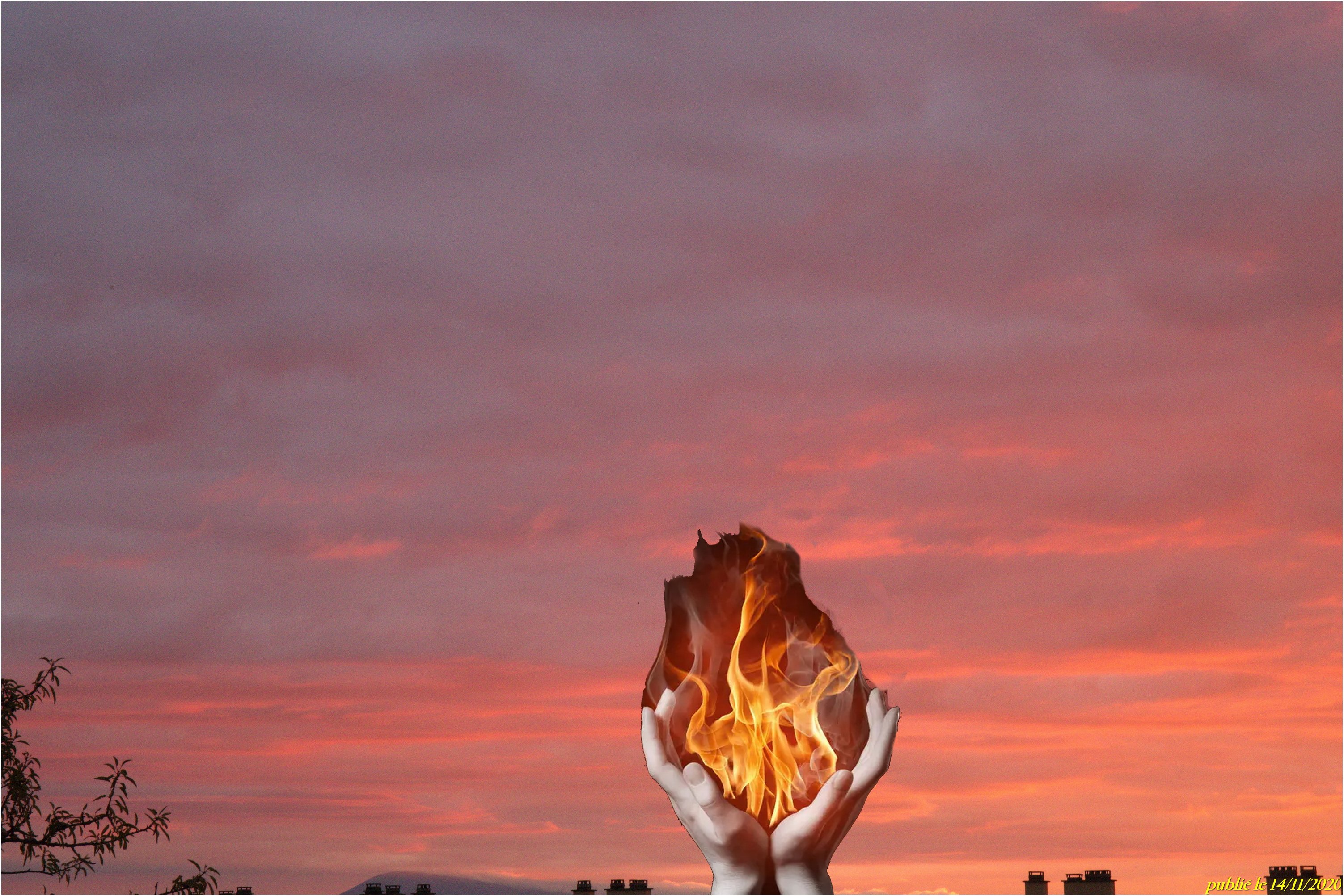 Dominique_D Ciel en feu