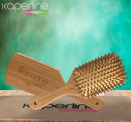 Cepillo de Bambu Cuadrado