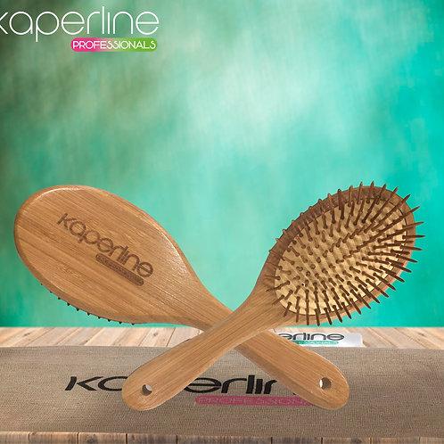 Cepillo de Bambu Ovalado