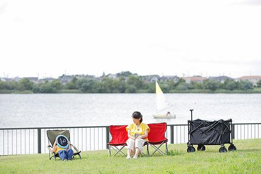 水辺エリアの新しい楽しみ方を提案