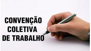 NOTA: CONVENÇÃO COLETIVA TRABALHO 2021-2022 AINDA NÃO SAIU