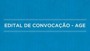 AOS(AS) ADVOGADOS(AS) DA EMPRESA URBS - CONVOCAÇÃO DE AGE