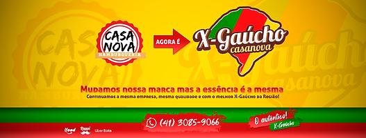 X-GAÚCHO CASANOVA