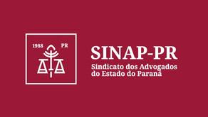 CERIMÔNIA DE POSSE DA NOVA DIRETORIA DO SINAP
