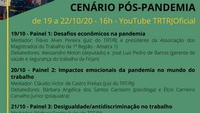 Diálogos Sobre o Trabalho Seguro II - Cenário pós-pandemia