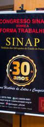01.12.18 Congresso SINAP 30 anos