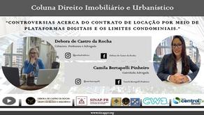 CONTROVERSIAS ACERCA DO CONTRATO DE LOCAÇÃO POR MEIO DE PLATAFORMAS DIGITAIS E LIMITES CONDOMINIAIS