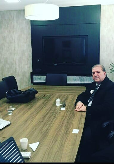 DR. VITOR,. DR. TARCÍSIO E DR. ERNANI -