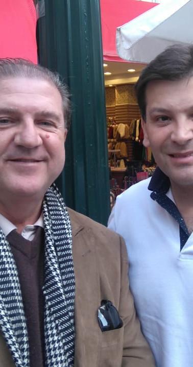 Dr. Vitor e Dr. Paulo Gomes Ric TV