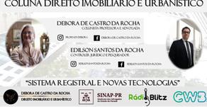 SISTEMA REGISTRAL E NOVAS TECNOLOGIAS