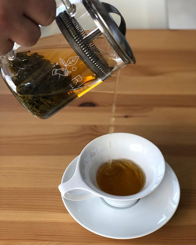 You deserve something better than a #tea