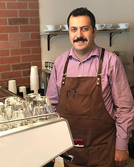 Meet Our #barista , Emrah Sarac @e.sarac
