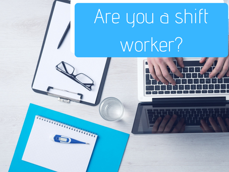 How to optimize your health as a shift worker