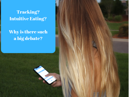 What's better, macros or intuitive eating?
