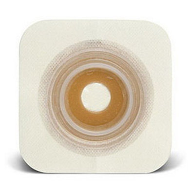 """ConvaTec SUR-FIT® Natura® Durahesive® 7/8"""" to 1-1/4"""" Moldable Convex Skin Barrier with Moldable Opening, 1-3/4"""" Flange"""
