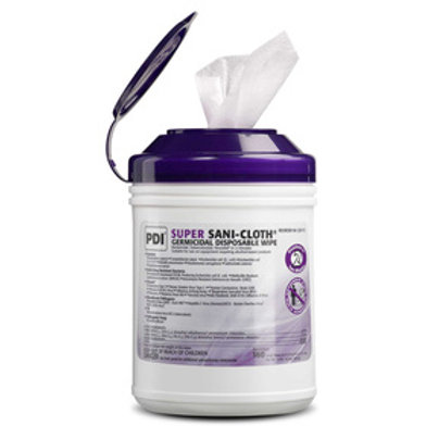 PDI Super Sani-Cloth® Wipe, Extra Large