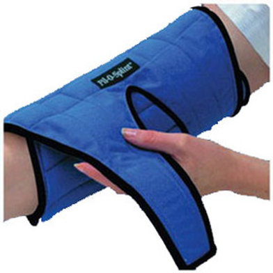 Alimed Inc Pil-O-Splint® Elbow Support One Size Fits All, Machine Wash, Padded Cotton