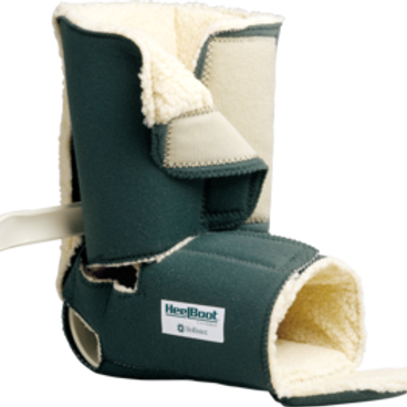 "Briggs HeelBo® Orthotic Boot Regular, Washable, Fits Less Than 16"" Mid-Calf Circumference"