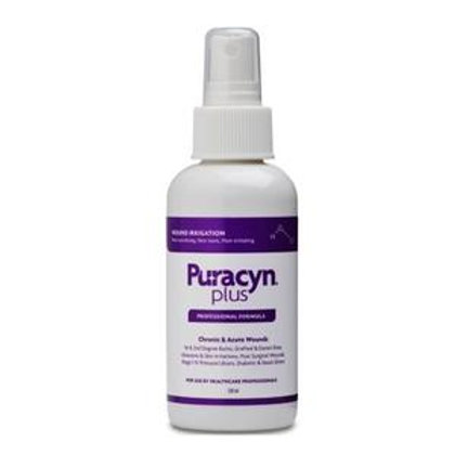 Innovacyn Puracyn® Plus Professional Wound Irrigation Solution, 120mL