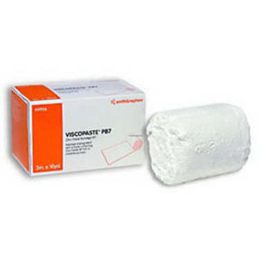 "Smith & Nephew Viscopaste® PB7 Zinc Paste Bandage 3"" x 10 yds"