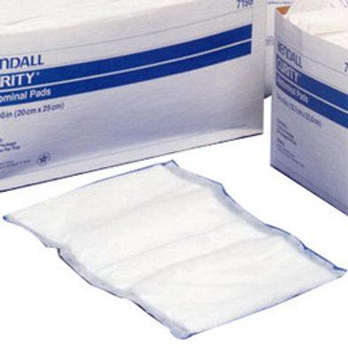 """Curity™ Non-Sterile Abdominal ABD Pad, 8"""" x 10"""""""