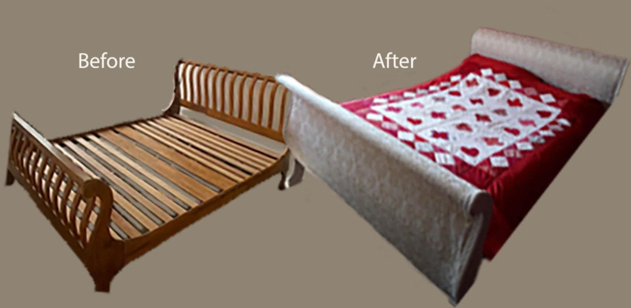 Upholstery / Up-cycling