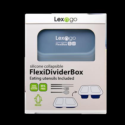 Silicone Collapsible FlexiDivider Box