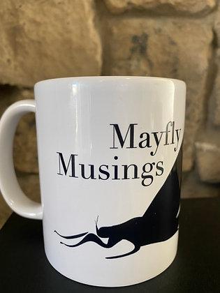 11 oz Mayfly Musings Wraparound Mug