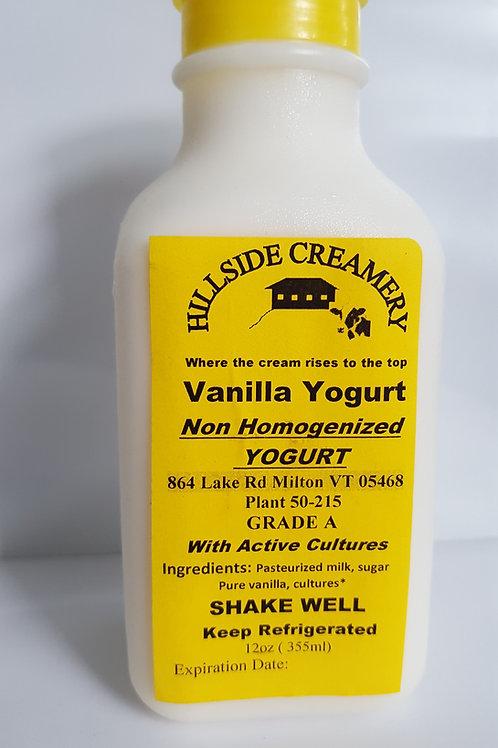 Vanilla Yogurt
