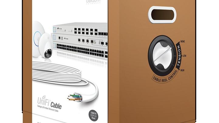 UniFi Cable Cat6 CMR
